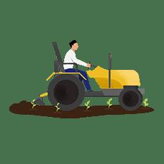 L'environnement agricole